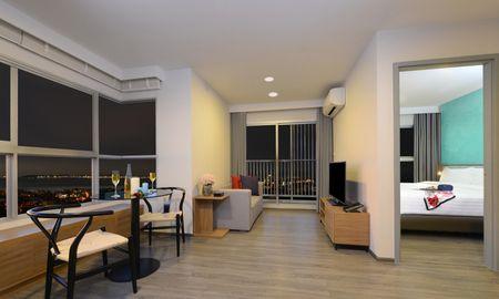 Номер Твин Гранд Делюкс - Centre Point Hotel Pattaya - Pattaya