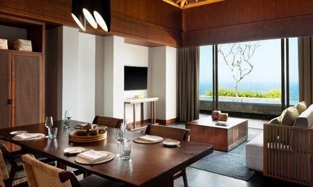 Suite Sky Penthouse con piscina - Dos habitaciones - Six Senses Uluwatu - Bali