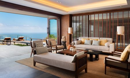 Presidential Villa - Six Senses Uluwatu - Bali