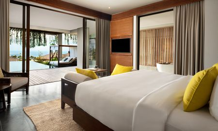 Suite Sky Pool - Six Senses Uluwatu - Bali