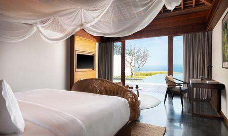 Cliff Pool Villa - Tres habitaciones - Six Senses Uluwatu - Bali