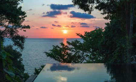 Вилла с видом на океан и бассейном - Six Senses Krabey Island - Krabey Island
