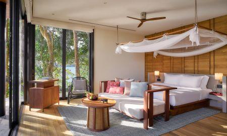Ocean Pool Villa - Six Senses Krabey Island - Krabey Island