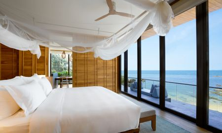 The Beach Retreat - Six Senses Krabey Island - Krabey Island