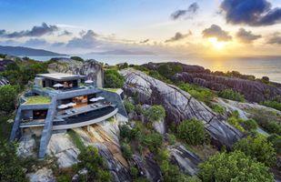 Six Senses Zil Pasyon Seychellen