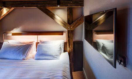 Quarto Duplo Pequeno - Hotel Van De Vijsel - Amsterdã