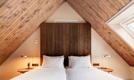 Suite - Hotel Van De Vijsel - Amsterdã