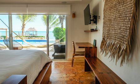 Chambre Supérieure Vue Face à la plage - Mereva Tulum By Blue Sky - Tulum