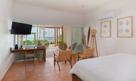 Master Suite Beach Front with Private Pool - Mereva Tulum By Blue Sky - Tulum