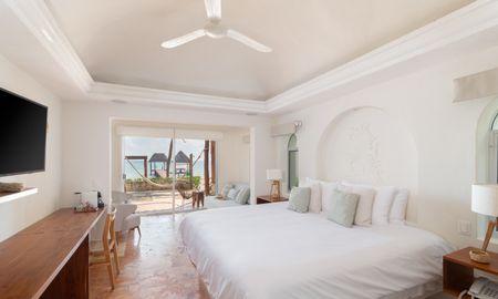 Junior Suite Beachfront - Mereva Tulum By Blue Sky - Tulum