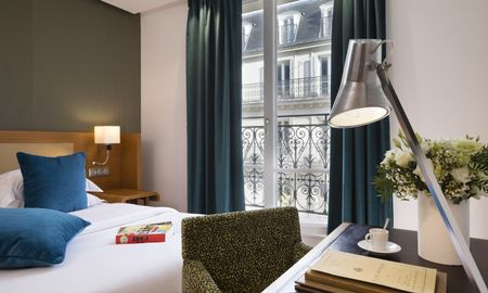 Superior Room - Hotel Le Six - Paris