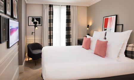 Chambre Supérieure - Hotel Flanelles Paris - Adults Only - Paris