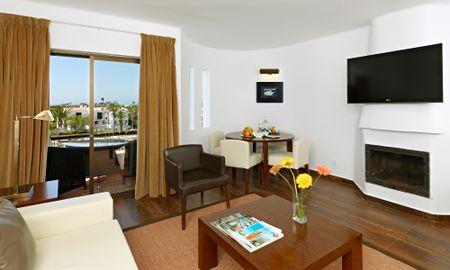 С двумя спальнями Дуплекс Вилла - São Rafael Villas, Apartments & Guesthouse - Algarve