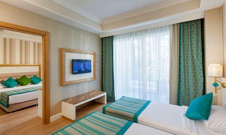 Family Double Room - Karmir Resort & Spa - Antalya