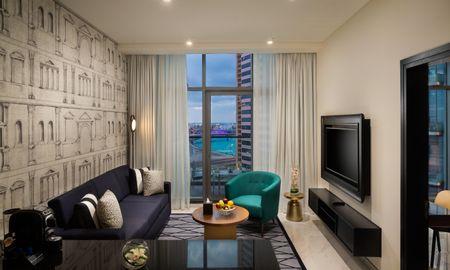 Appartamento Esecutivo Una Camera - Burj Khalifa View - Millennium Atria Business Bay - Dubai