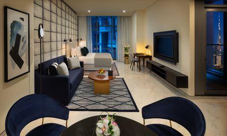 Studio Executive Burj Khalifa - Millennium Atria Business Bay - Dubai