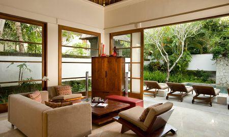 Villa Dos Dormitorios con Piscina - Karma Jimbaran - Bali