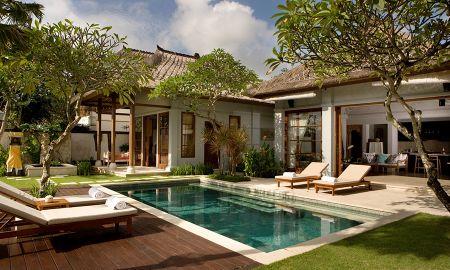 Villa Cuatro Dormitorios con Piscina - Vista Valle - Karma Jimbaran - Bali