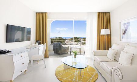 Habitación Deluxe con Vista al Mar - Portals Hills Boutique Hotel - Islas Baleares