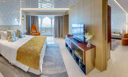 Suíte de un Quarto Apollo King Bed - Vista do Mar - The Taj Mahal Tower Mumbai - Mumbai