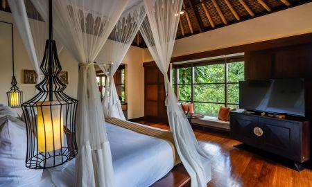 Villa Duplex Familiar - Hanging Gardens Of Bali - Bali