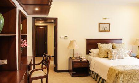 Suite Ejecutiva - Ambassador - IHCL SeleQtions - Delhi