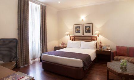 Habitación Charm Superior Queen - Ambassador - IHCL SeleQtions - Delhi