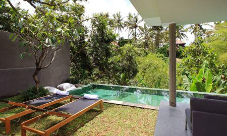 Вилла Valley с бассейном - Aria Villas Ubud - бали