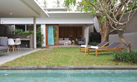 Вилла с 3 спальнями и бассейном - Aria Villas Ubud - бали