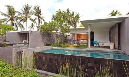 Вилла Terrace с бассейном - Aria Villas Ubud - бали