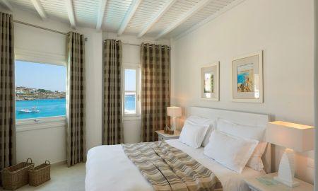 Chambre Deluxe Double - Petinos Beach Hotel - Myconos