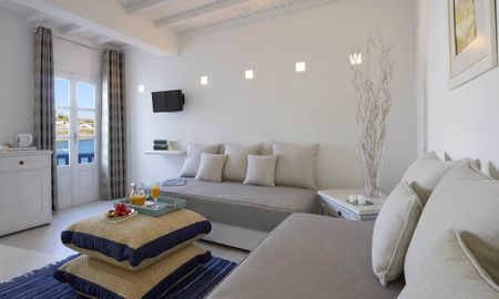 Suite Familiar - Petinos Beach Hotel - Míconos