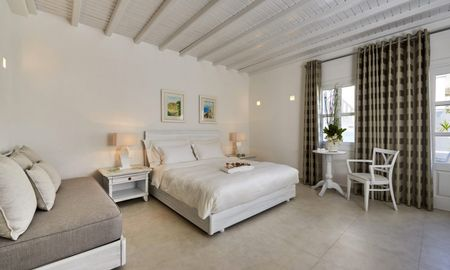 Junior Suite - Petinos Beach Hotel - Mykonos