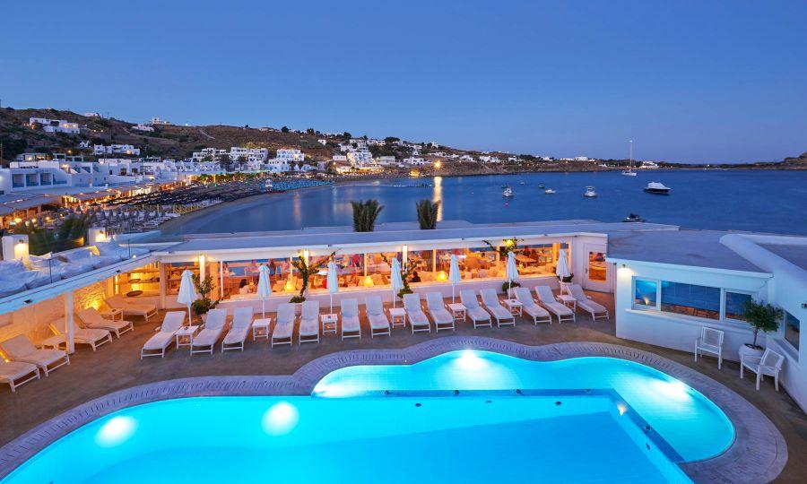 Petinos Beach Hotel - Myconos