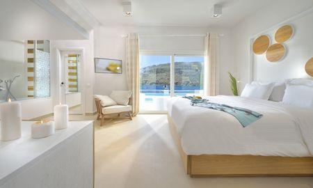 Двухместный полулюкс - Nissaki Boutique Hotel - Mykonos