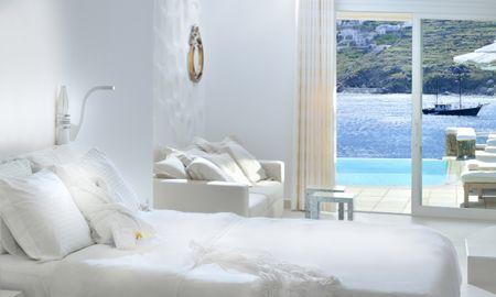 Большие аппартаменты - Nissaki Boutique Hotel - Mykonos