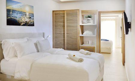 Представительский люкс - Nissaki Boutique Hotel - Mykonos