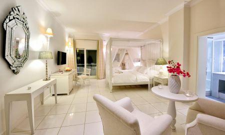 Люкс для новобрачных - Nissaki Boutique Hotel - Mykonos
