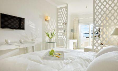Улучшенный люкс - Nissaki Boutique Hotel - Mykonos