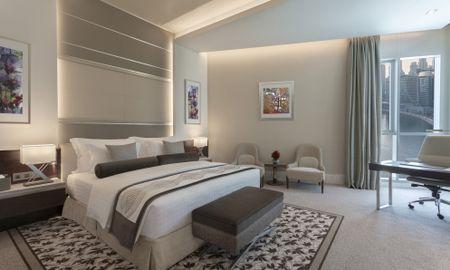 Chambre Deluxe King - Grand Millennium Business Bay - Dubai