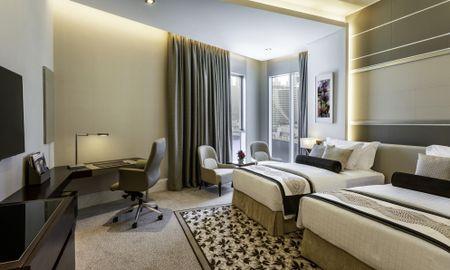 Chambre Deluxe Twin - Grand Millennium Business Bay - Dubai