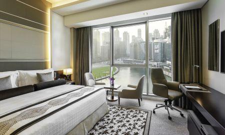 Chambre Supérieure King - Vue Canal - Grand Millennium Business Bay - Dubai