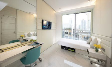 iBusiness Premier Room with One Queen Bed - Iclub Mong Kok Hotel - Hong Kong