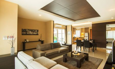 Villa Trois Chambres avec Piscine - The Ville Jomtien Pool Villa - Pattaya