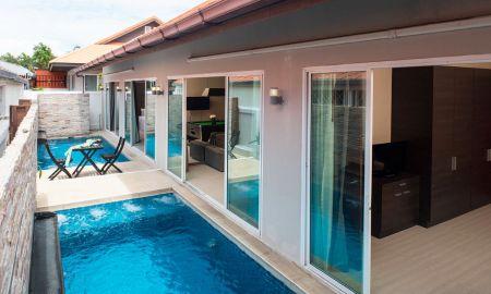 Villa Quatre Chambres avec Piscine - The Ville Jomtien Pool Villa - Pattaya