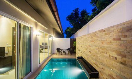 Villa Deluxe Trois Chambres - The Ville Jomtien Pool Villa - Pattaya