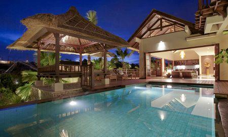 Villa Tres Dormitorios con Piscina - Vista al Jardín - Karma Kandara - Bali