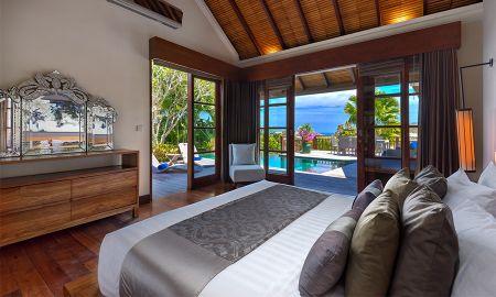 Villa Três Quartos com Piscina - Vista Oceano - Karma Kandara - Bali