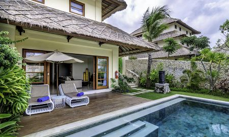 Villa Dos Dormitorios con Piscina - Vista al Jardín - Karma Kandara - Bali