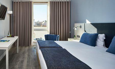 Chambre Standard Usage Individuel - Hotel Faro - Algarve
